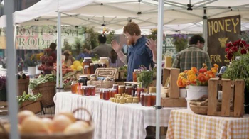 Honey Nut Cheerios TV Spot, 'Farmers Market' - Thumbnail 6
