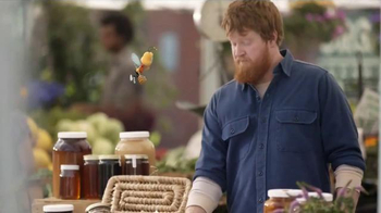 Honey Nut Cheerios TV Spot, 'Farmers Market' - Thumbnail 7