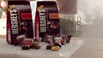 Hershey's Caramels TV Spot, 'Feed Your Fancy' Song by Fifth Harmony - Thumbnail 8