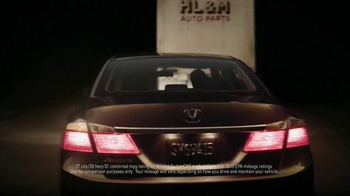 2015 Honda Accord LX TV Spot, 'The Andersons Get Up and Out' - Thumbnail 6