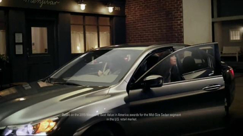 2015 Honda Accord LX TV Spot, 'The Andersons Get Up and Out' - Thumbnail 8