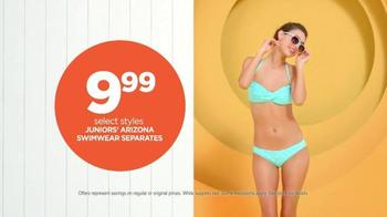 JCPenney Sizzling Summer Sale TV Spot, 'Beach Ball'