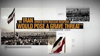 United Against Nuclear Iran TV Spot, 'Don't Settle'