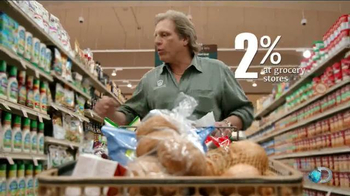 Bank of America Cash Rewards Card TV Spot, 'Discovery' Featuring Sig Hansen - Thumbnail 4