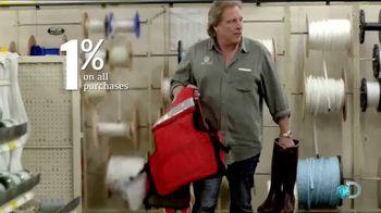 Bank of America Cash Rewards Card TV Spot, 'Discovery' Featuring Sig Hansen