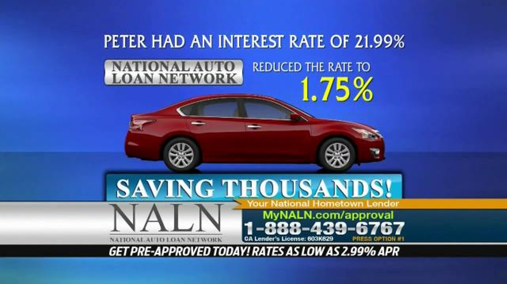 Western Sky Loans >> National Auto Loan Network TV Commercial, 'High Interest Rate' - iSpot.tv