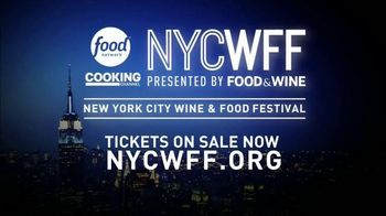 2015 New York City Wine & Food Festival TV Spot, 'Lots of Fun' - 52 commercial airings