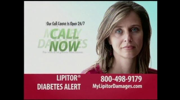 Gold Shield Group TV Spot, \'Lipitor Diabetes Alert\'