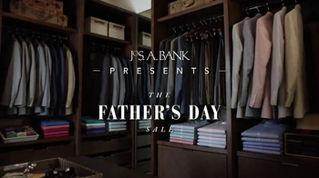 JoS. A. Bank Father's Day Sale TV Spot, 'The Gift of Style' - Thumbnail 3