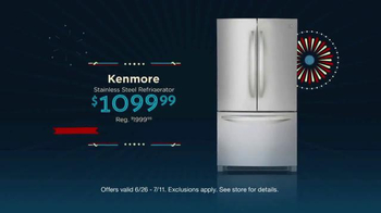 Sears Fourth of July Event TV Spot, 'Appliance Hot Buys' - Thumbnail 5