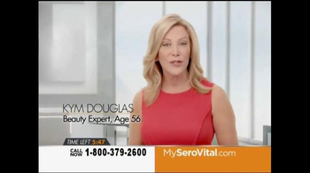 SeroVital TV Spot, '30-Day Trial' Featuring Kym Douglas - 30194 commercial airings