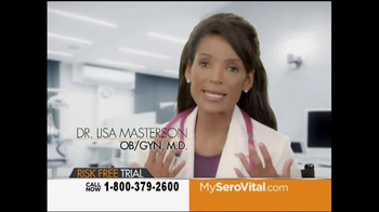 SeroVital TV Spot, '30-Day Trial' Featuring Kym Douglas - Thumbnail 7