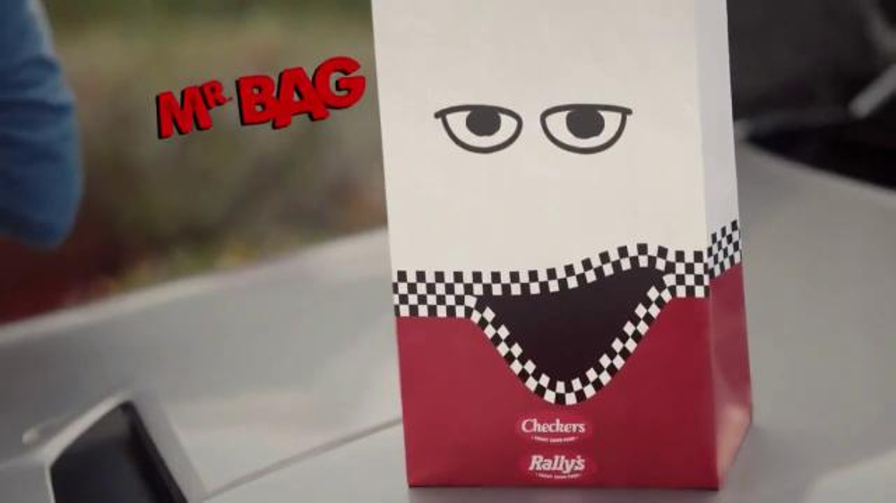 Checkers & Rally's TV Commercial, 'Big Time Flavor'