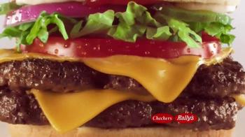 Checkers & Rally's TV Spot, 'Big Time Flavor' - Thumbnail 5