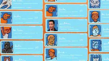 Fandango TV Spot, 'Brick Phone' Featuring Mark-Paul Gosselaar - Thumbnail 4