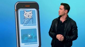 Fandango TV Spot, 'Brick Phone' Featuring Mark-Paul Gosselaar - Thumbnail 5