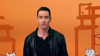 Fandango TV Spot, 'Brick Phone' Featuring Mark-Paul Gosselaar - Thumbnail 7
