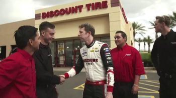 Discount Tire TV Spot, 'Thank You From Brad Keselowski and Joey Logano'