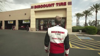 Discount Tire TV Spot, 'Thank You From Brad Keselowski and Joey Logano' - Thumbnail 2