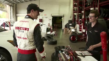 Discount Tire TV Spot, 'Thank You From Brad Keselowski and Joey Logano' - Thumbnail 4