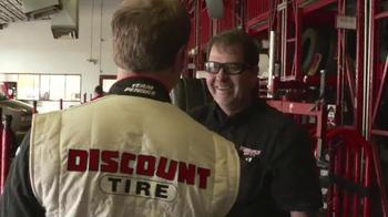 Discount Tire TV Spot, 'Thank You From Brad Keselowski and Joey Logano' - Thumbnail 5