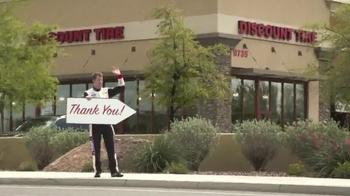 Discount Tire TV Spot, 'Thank You From Brad Keselowski and Joey Logano' - Thumbnail 9