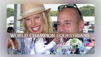 The Hampton Classic TV Spot, 'International Horse Show' - 2 commercial airings