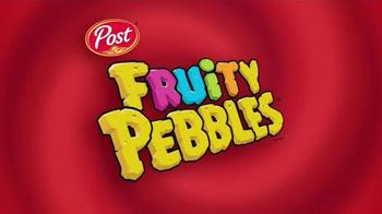 Fruity Pebbles TV Spot, 'Disney Channel: Super Fan' Featuring Shaq - Thumbnail 10