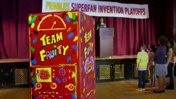 Fruity Pebbles TV Spot, 'Disney Channel: Super Fan' Featuring Shaq