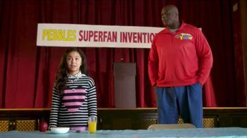 Fruity Pebbles TV Spot, 'Disney Channel: Super Fan' Featuring Shaq - Thumbnail 8