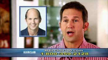 Hair Club TV Spot, 'More Hair and More Confidence' - Thumbnail 2