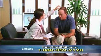 Hair Club TV Spot, 'More Hair and More Confidence' - Thumbnail 3