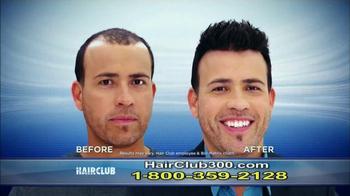 Hair Club TV Spot, 'More Hair and More Confidence' - Thumbnail 5