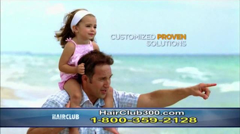 Hair Club TV Spot, \'More Hair and More Confidence\'