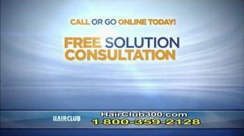 Hair Club TV Spot, 'More Hair and More Confidence' - Thumbnail 8