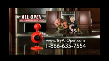 All Open TV Spot, 'Open Anything' - Thumbnail 7