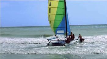 Visit Florida TV Spot, 'Explore the Beaches' - Thumbnail 1