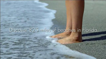 Visit Florida TV Spot, 'Explore the Beaches'