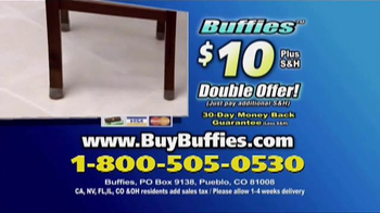 Buffies TV Spot, 'Scratch Free Floors' - Thumbnail 10