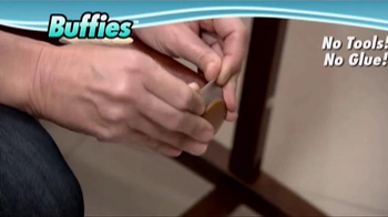 Buffies TV Spot, 'Scratch Free Floors' - Thumbnail 3