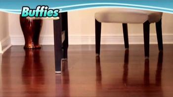 Buffies TV Spot, 'Scratch Free Floors' - Thumbnail 4