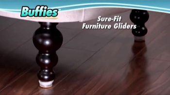 Buffies TV Spot, 'Scratch Free Floors'