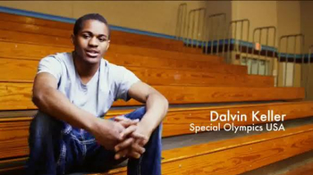 2015 Special Olympics World Games TV Spot, 'Dalvin Keller' - Thumbnail 4