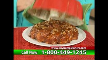 Dump Dinners TV Spot, 'Just Dump and Bake' - Thumbnail 8