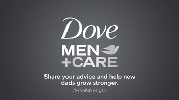 Dove Men+Care TV Spot, '2015 Father's Day: First Fatherhood Moments' - Thumbnail 8
