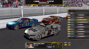 NASCAR RaceView Mobile TV Spot, 'Where Else?' - Thumbnail 5
