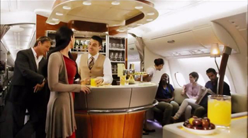 Emirates TV Spot, 'The Golden Age' Song by James Darren - Thumbnail 8