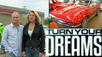 Fast Lane Classic Cars TV Spot, 'Dreams Into Reality' - Thumbnail 1