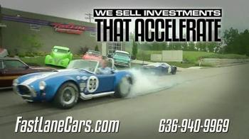 Fast Lane Classic Cars TV Spot, 'Dreams Into Reality' - Thumbnail 10
