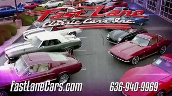 Fast Lane Classic Cars TV Spot, 'Dreams Into Reality' - Thumbnail 3